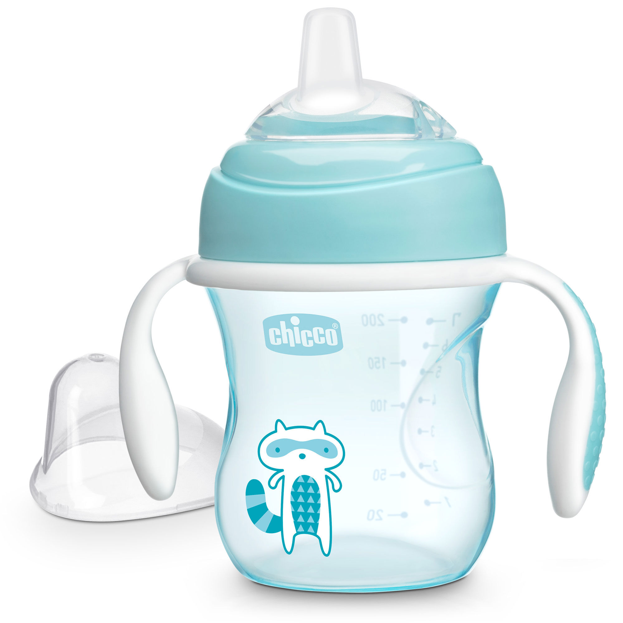 Chicco Silicone Spout Transition Cup