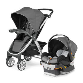 Bravo Trio Travel System in Orion