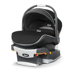 KeyFit 30 Zip Air Infant Car Seat in Quantum