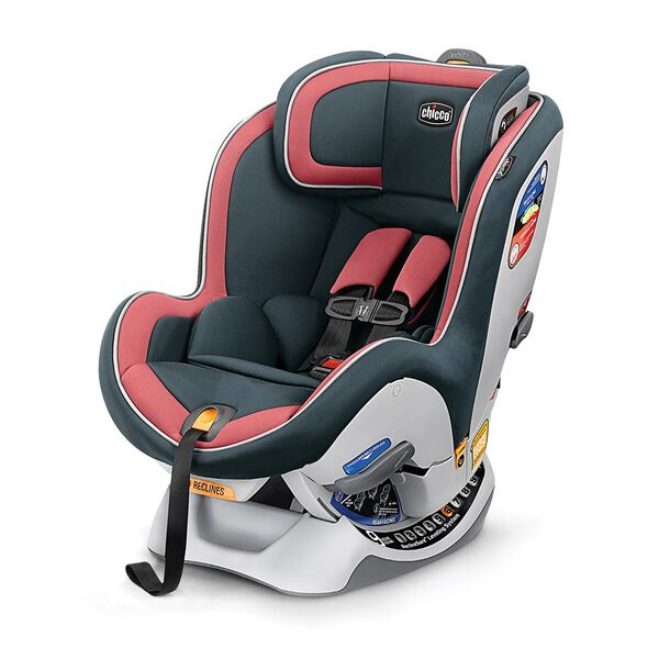 NextFit iX Convertible Car Seat - SeaCoral in SeaCoral