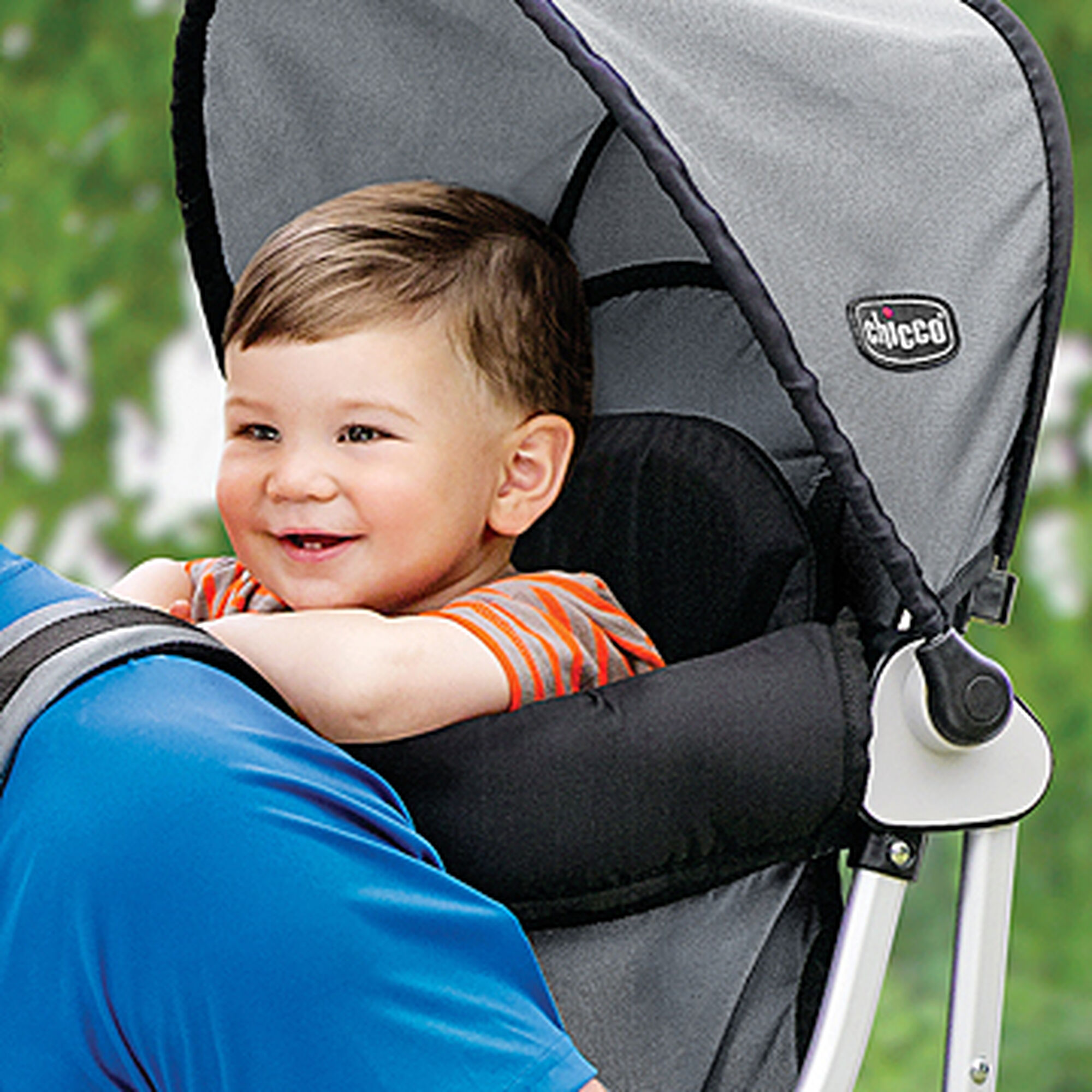 Chicco Smart Support Backpack Graphite