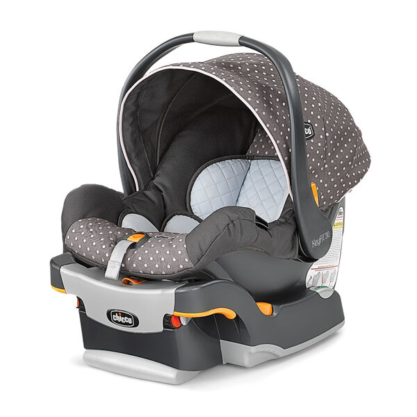 Chicco KeyFit 30 Infant Car Seat in Lilla