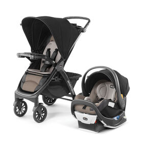 Chicco Bravo Primo Trio Travel System - Alto Fashion