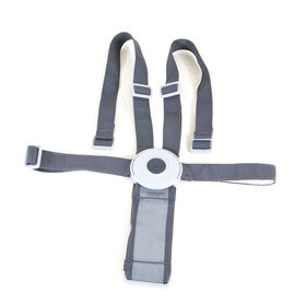 Replacement safety harness for Chicco Polly Highchairs sold in 2013 - Grey