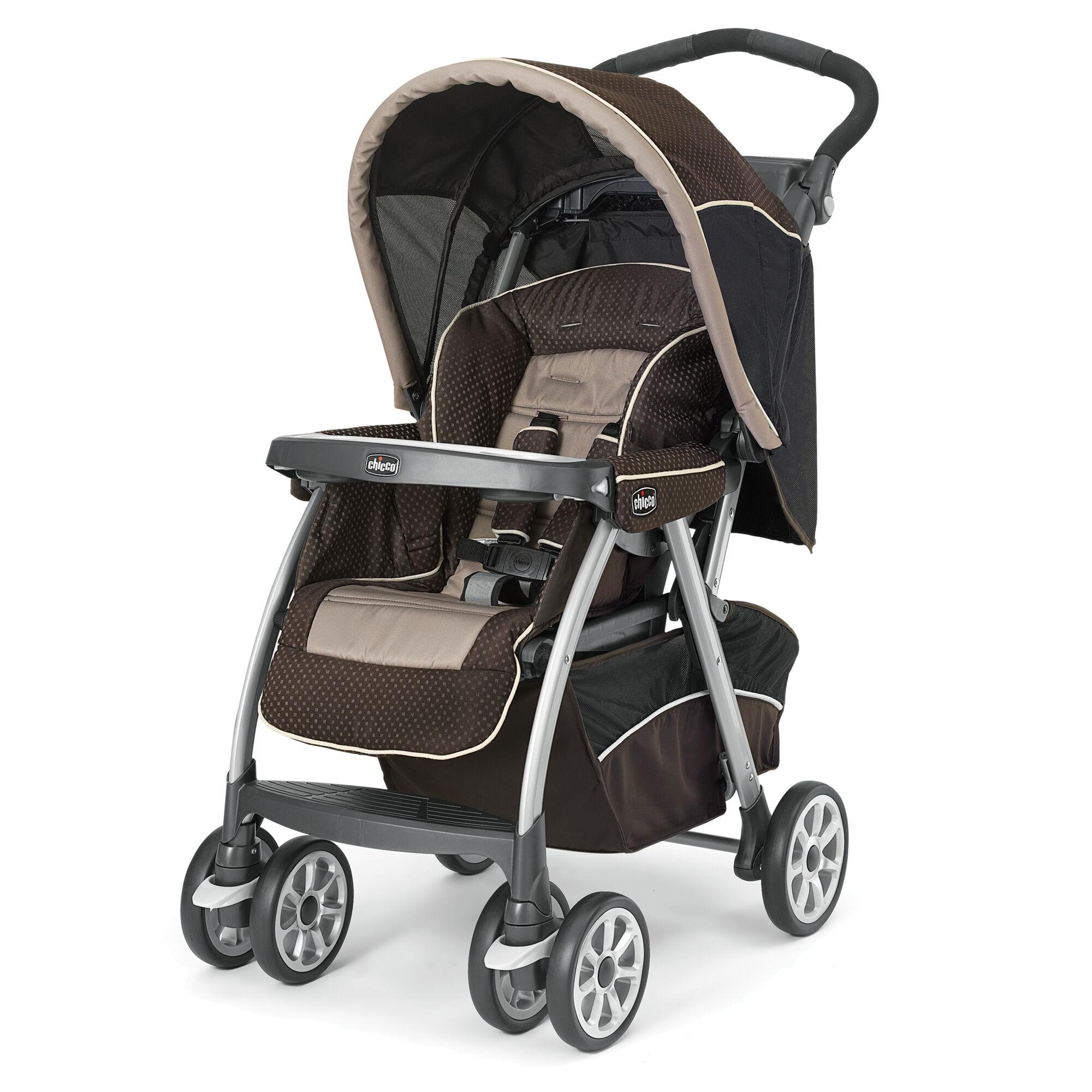 Chicco cortina magic stroller shale for Precios sillitas bebe para coche