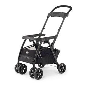 Chicco KeyFit Caddy Frame Stroller in Black