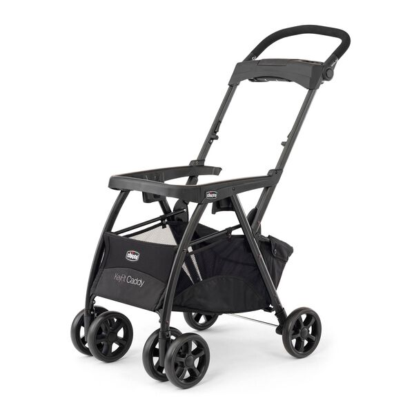 Chicco KeyFit Caddy Frame Stroller in Black