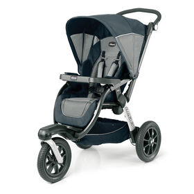 Activ3 Air Jogging Stroller in Atmos