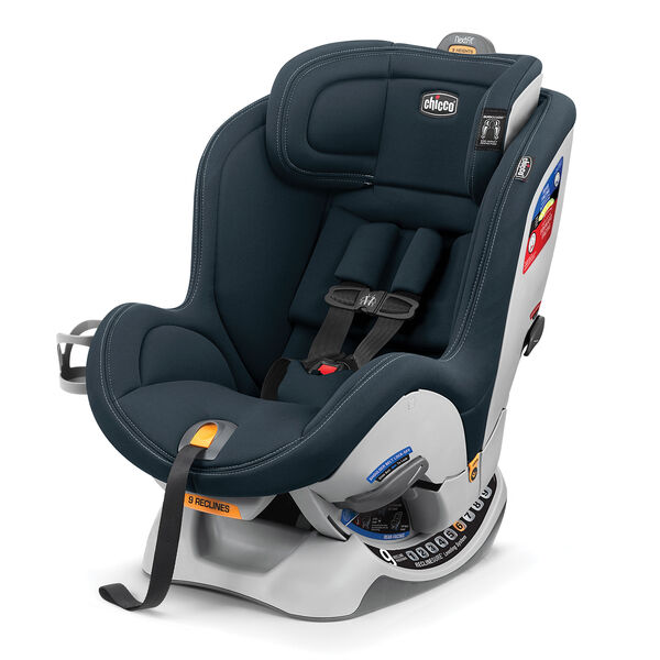 Chicco NextFit Sport Convertible Car Seat in the Shadow fashion