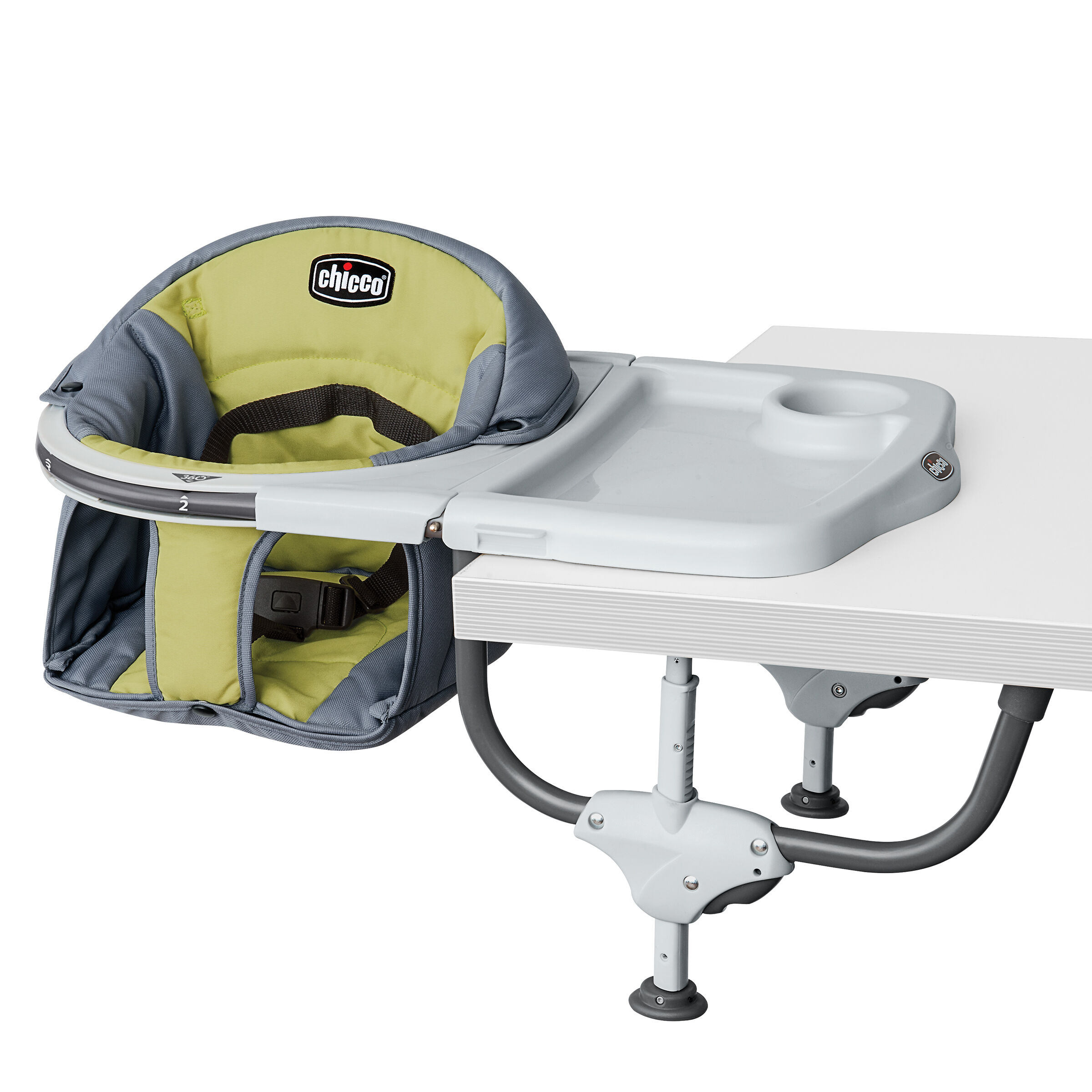 Chicco 360/° Table Seat/High Chair,/Choice of Colours