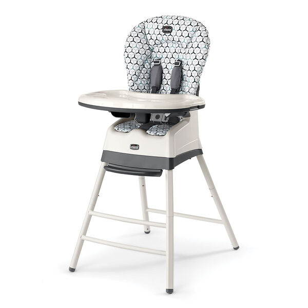 Chicco New Stack Highchair in Verdant fashion