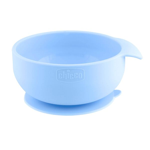 Easy Silicone Suction Bowl Teal