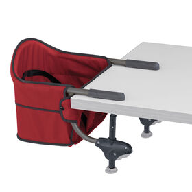 New Caddy Portable Hook-On Chair in Red