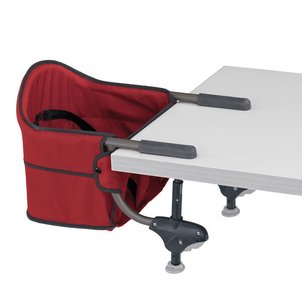 Caddy Portable Hook-on Chair - Red in Red
