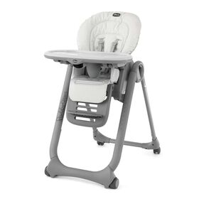 Chicco Polly2Start Highchair in the Pebble Fashion