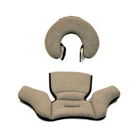 KeyFit 30 Zip Infant Car Seat Head & Body Insert in Obsidian