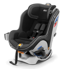 NextFit Zip Convertible Car Seat - 2018 in Corvus
