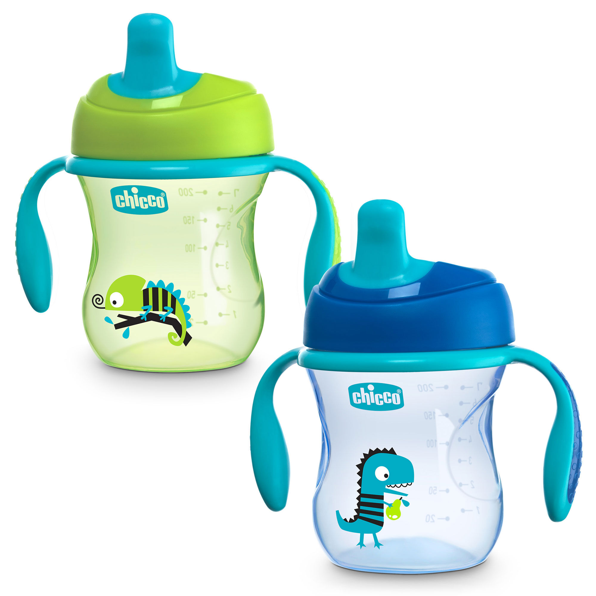 Chicco Semi-soft Spout Trainer Cup