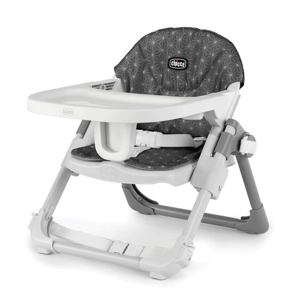 Chicco Take-a-Seat Booster Seat in Grey Star