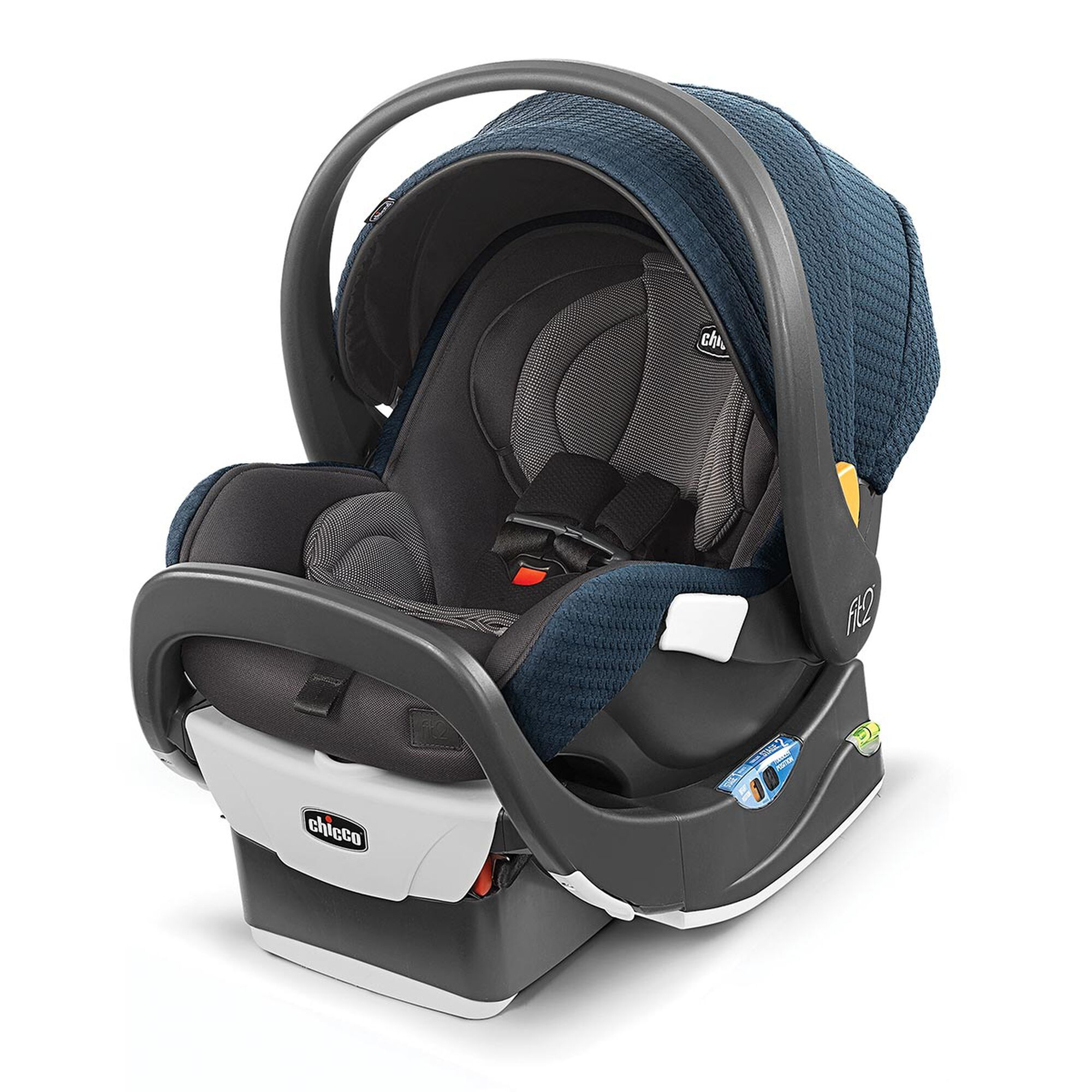 Chicco Car Seat Base >> Chicco Fit2 Rear-Facing Infant & Toddler Car Seat & Base - Tullio
