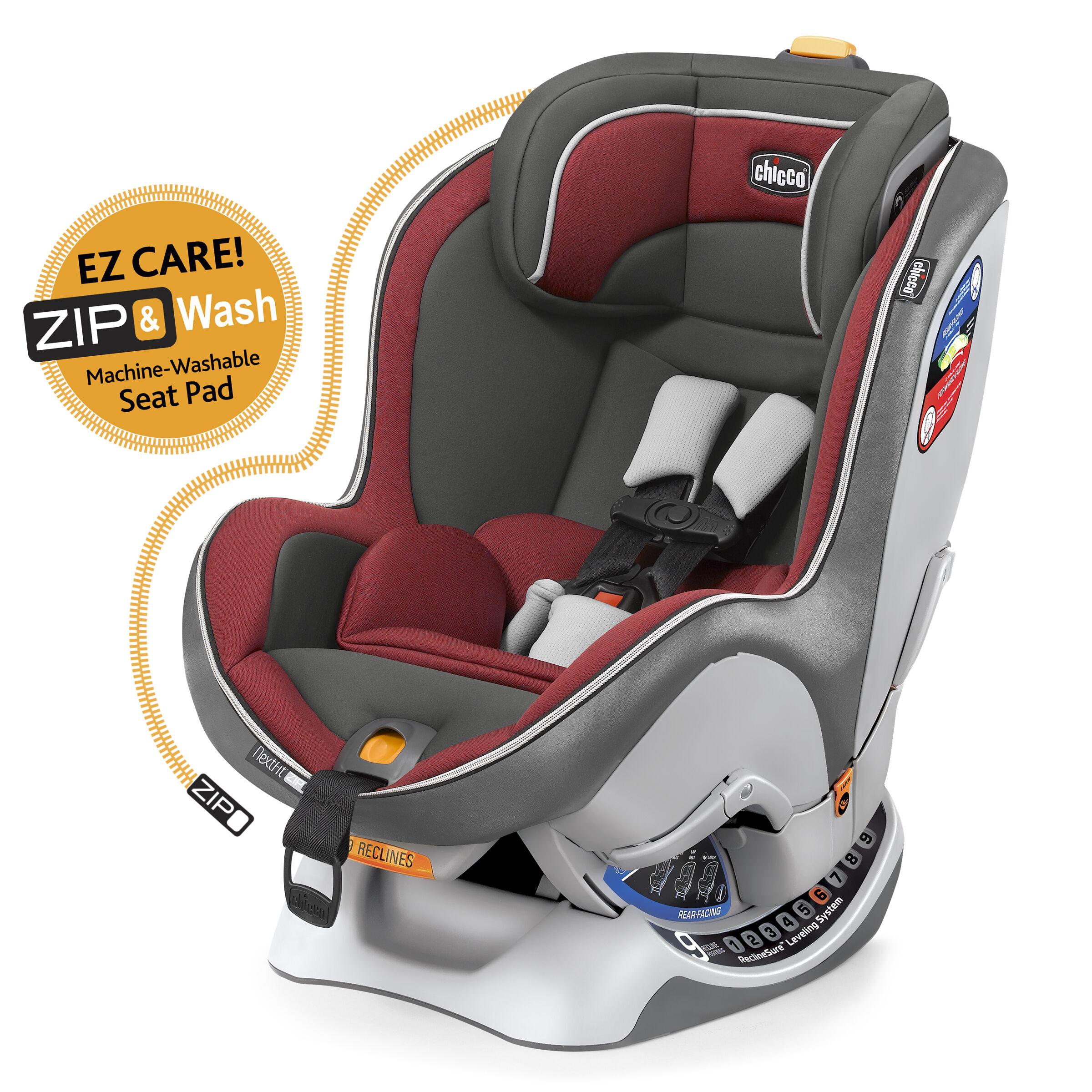NextFit Zip Convertible Car Seat - Rubino in  sc 1 st  Chicco & Chicco NextFit Zip Convertible Car Seat - Rubino islam-shia.org