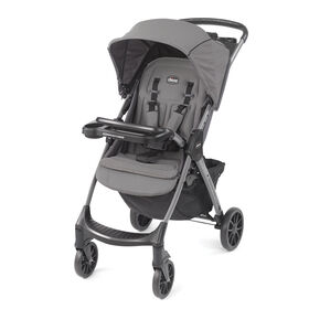 Chicco Mini Bravo Plus Stroller - Graphite Fashion