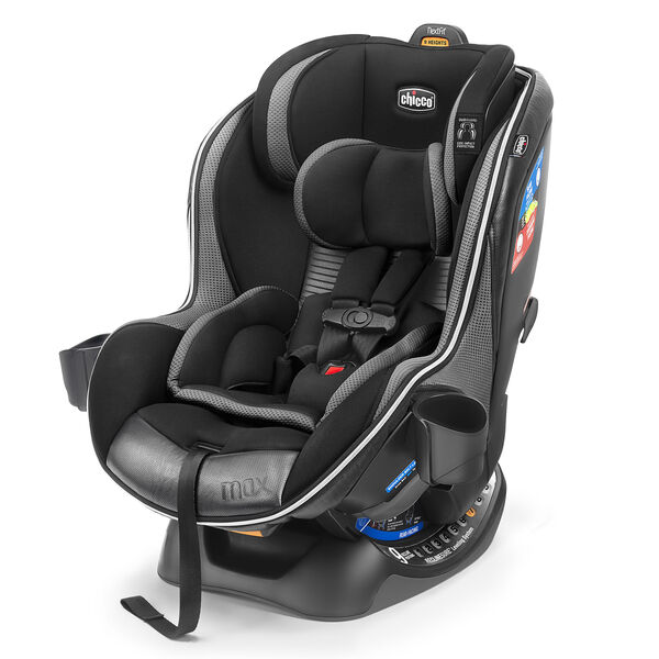NextFit Zip Air Max Extended-Use Convertible Car Seat - Q Collection in Q Collection