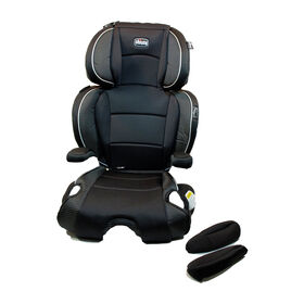 KidFit Zip Booster Car Seat Cover Insert And Armrests
