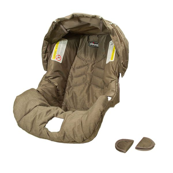 Chicco KeyFit car seat - replacement seat cover - birch