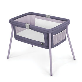 Chicco New LullaGo Bassinet in the Iris fashion