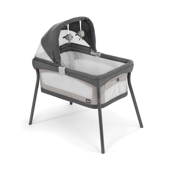 Chicco LullaGo Primo Bassinet in the Nottingham fashion
