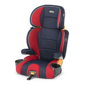 KidFit 2-in-1 Belt Positioning Booster Car Seat in Horizon