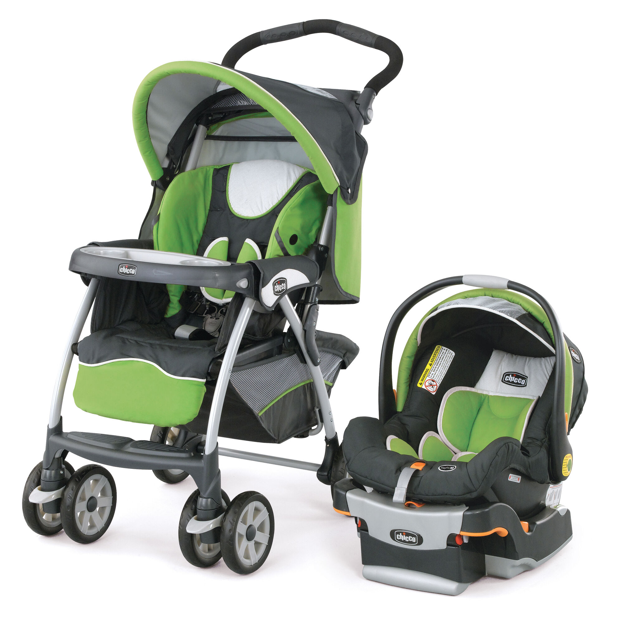 Chicco Midori Keyfit  Travel System