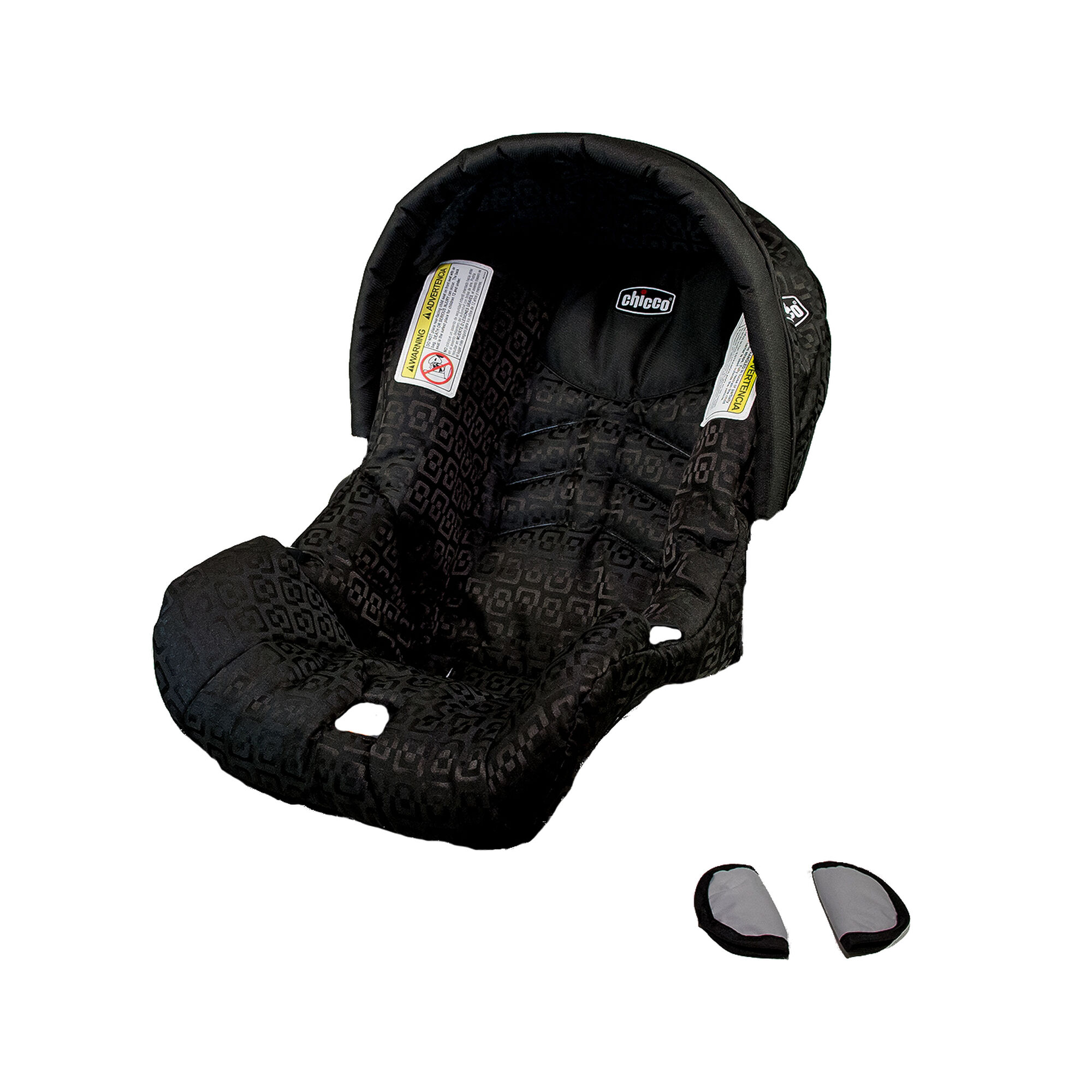 Keyfit  Infant Car Seat Cover Canopy And Pads