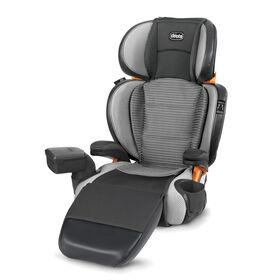 KidFit Zip Air Plus 2-in-1 Belt-Positioning Booster Car Seat in Atmos