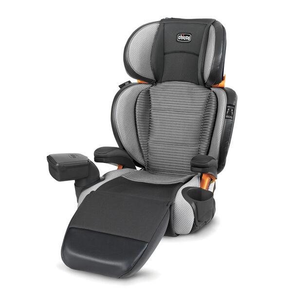 KidFit Zip Air Plus 2-in-1 Belt-Positioning Booster Car Seat - Atmos in Atmos