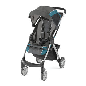Chicco Mini Bravo Stroller - Pewter Fashion