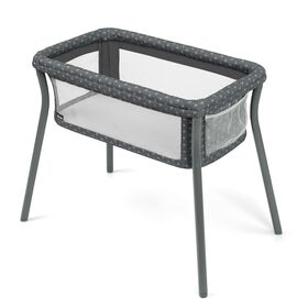 Chicco LullaGo Anywhere Bassinet in the Grey Star fashion