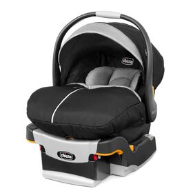 Chicco Keyfit 30 Infant Car Seat in Black