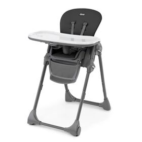 Chicco Polly Highchair in Black