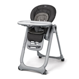 Chicco Polly2Start Deluxe highchair in the Meridian fashion