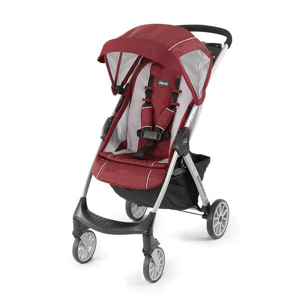 Chicco Mini Bravo Lightweight Stroller - Chili