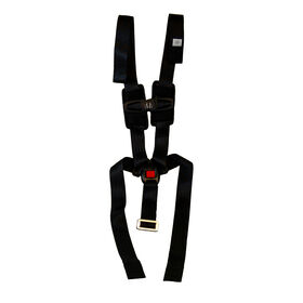 MyFit 5-Point Harness with Chest Clip & Pads in