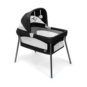 Chicco LullaGo Primo Bassinet in the Genesis fashion