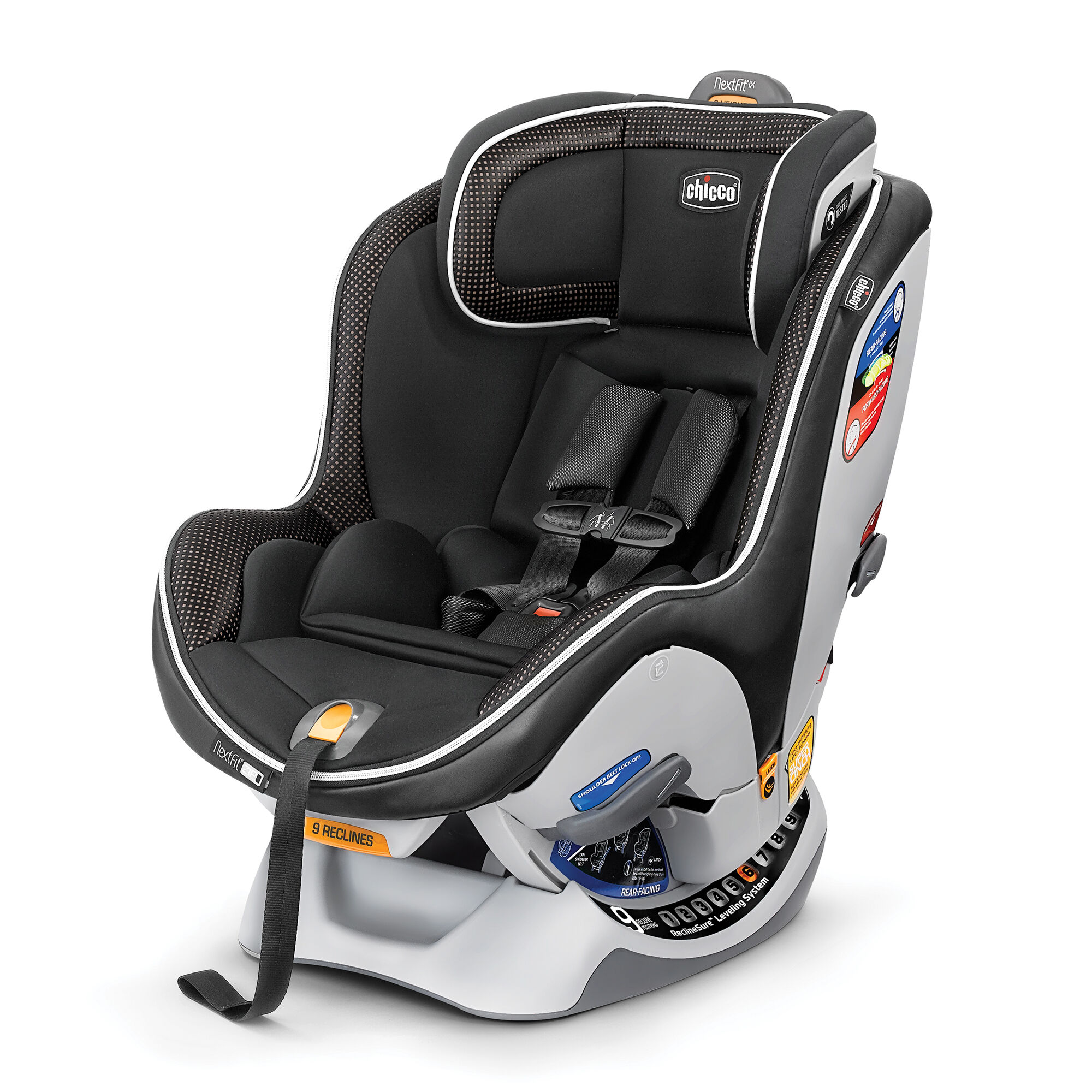 Vehicle Seats Product : Nextfit ix zip luxe convertible car seat dolce chicco