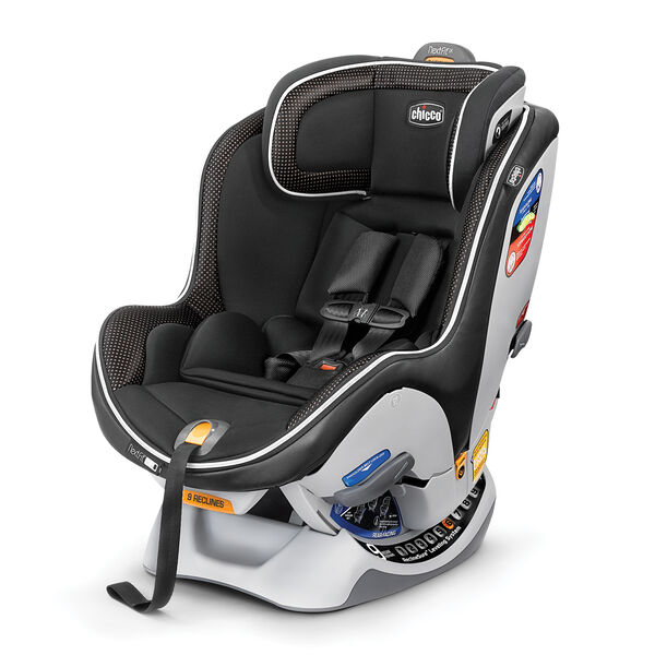 NextFit iX Zip Luxe Convertible Car Seat - Dolce in Dolce