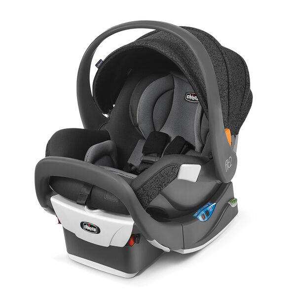 Fit2 Infant & Toddler Car Seat - Fleur in Fleur