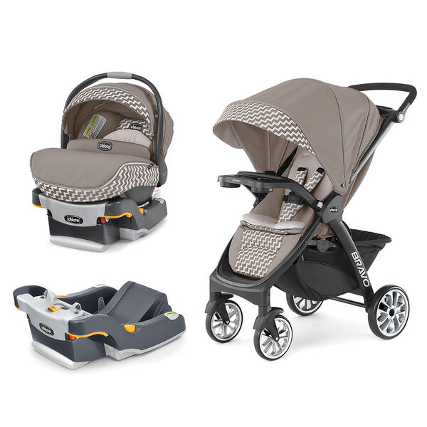 Build Your Own Travel System With The Singapore Fashion Collection KeyFit 30 Zip Infant Car Seat