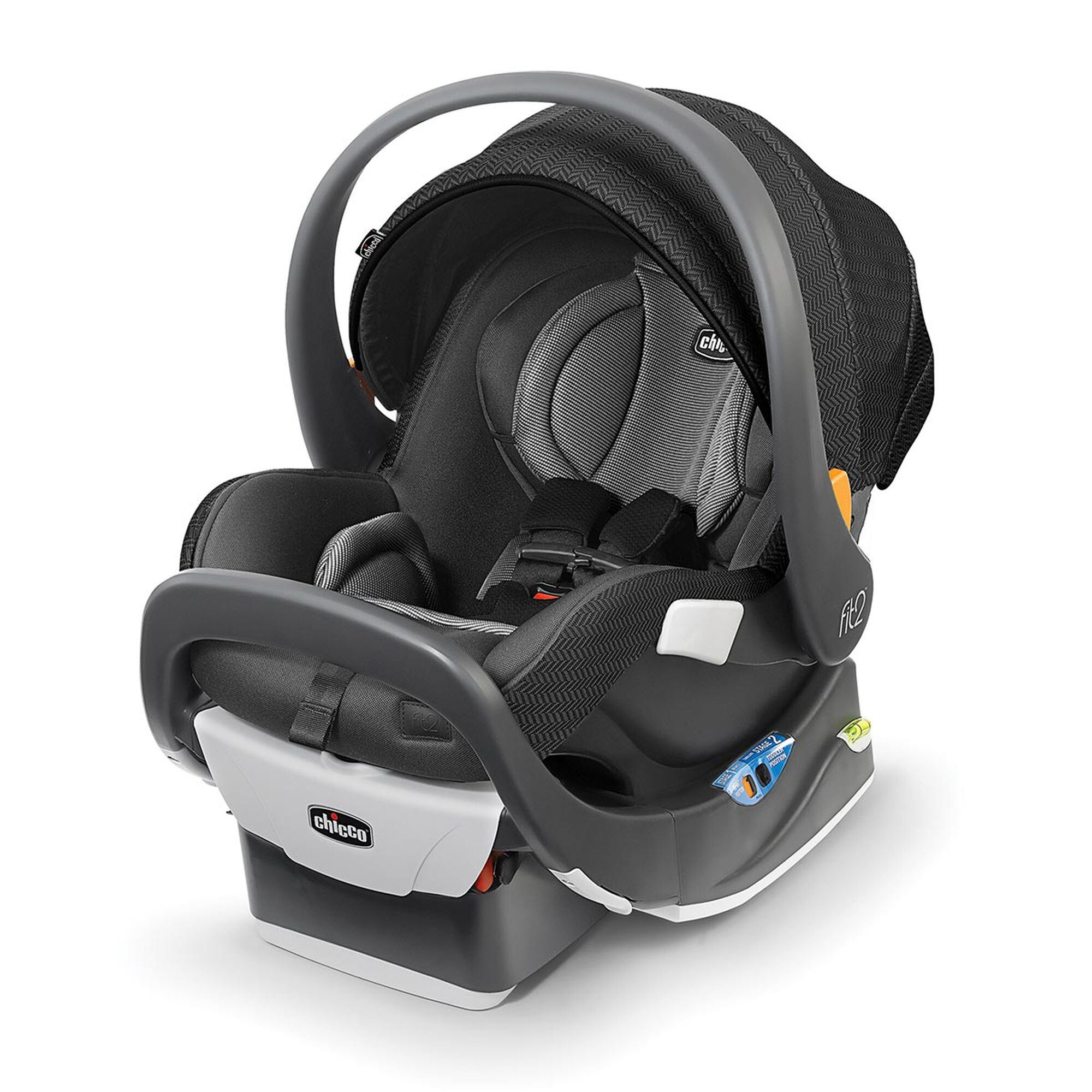Chicco Fit2 Rear Facing Infant Toddler Car Seat Base Tempo