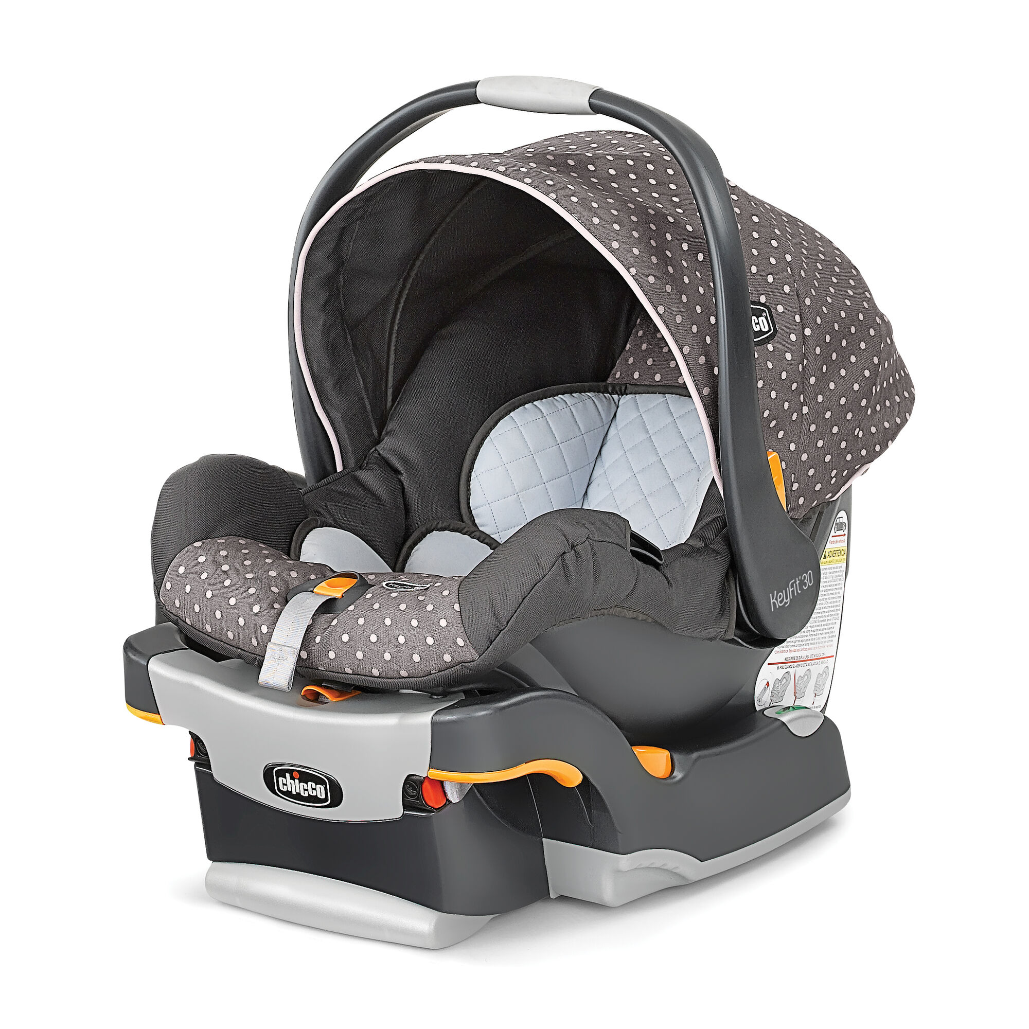 Keyfit30 Infant Car Seat Lilla Chicco